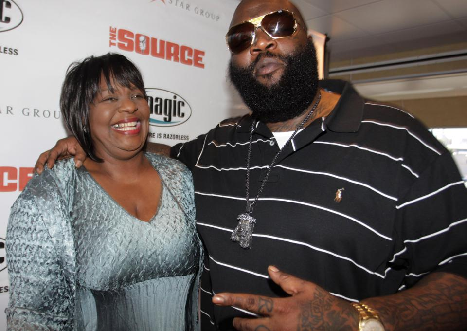 The Source Magazine Hosts Rick Ross Birthday Party