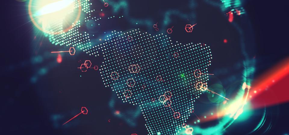 Digital World, bitcoin and Latin America