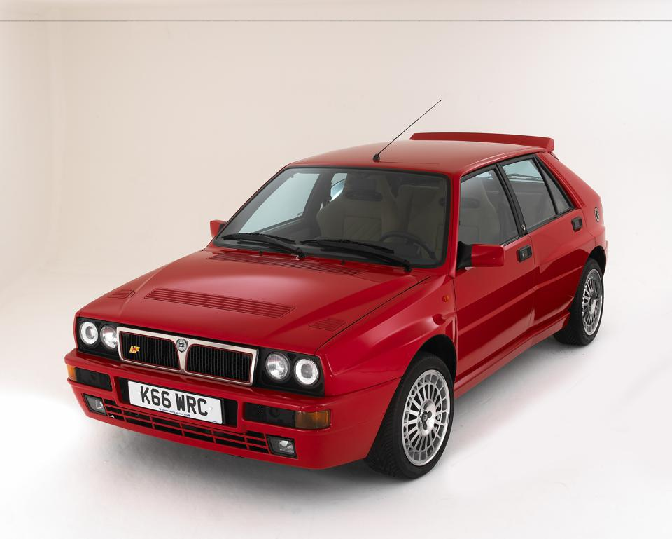 The last legendary Lancia was the Delta Integrale from 1993, but the times are changing.