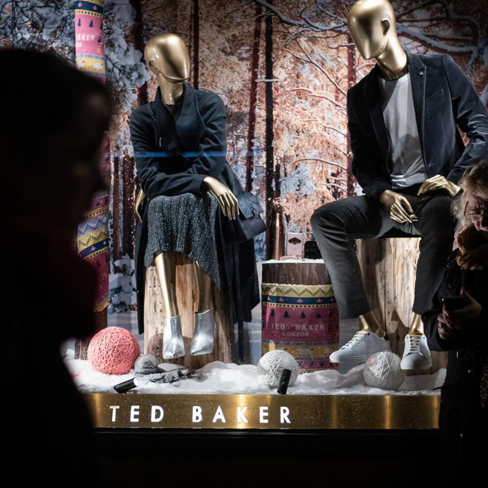 Fashion Retailer Ted Baker Issues Profit Warning AS CEO Resigns