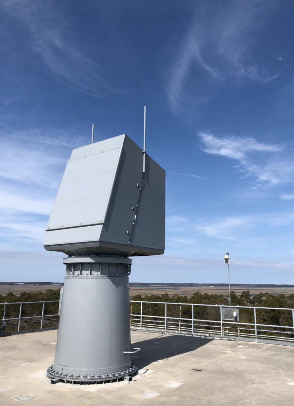 Raytheon SPY-6 Radar