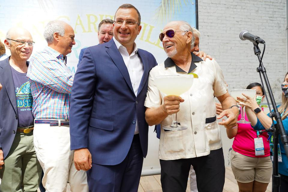 Margaritaville Resort Times Square ″First Look″
