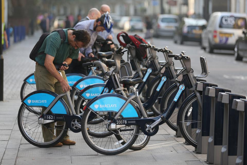 Barclays Bikes To Be Extended To South-West London