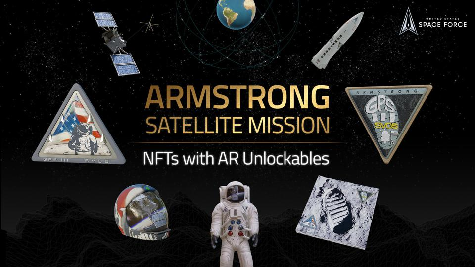 Space Force Launches Augmented Reality Enabled NFTs