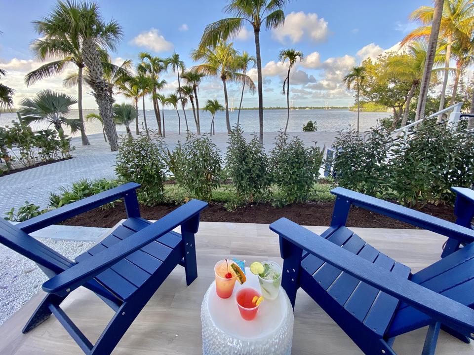 The Capitana. Key West, Florida.