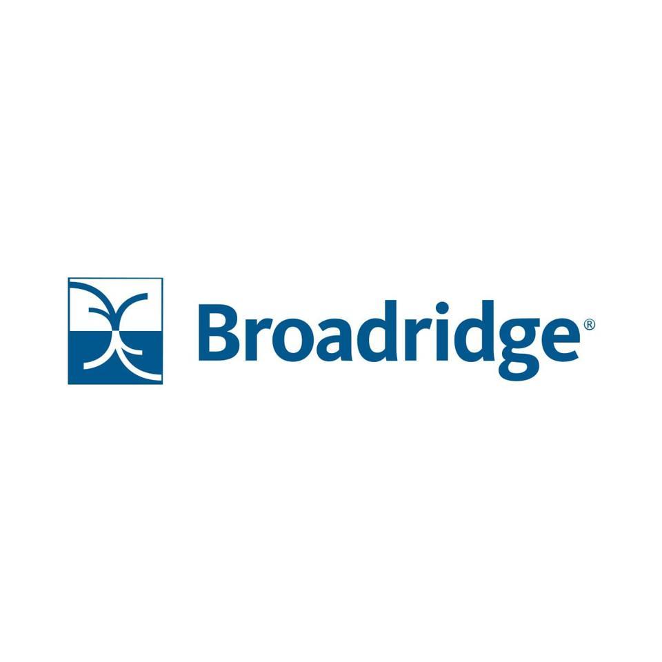 Broadridge's 'Blockchain' Platform Is Already Averaging $31 Billion In Daily Repo Volume