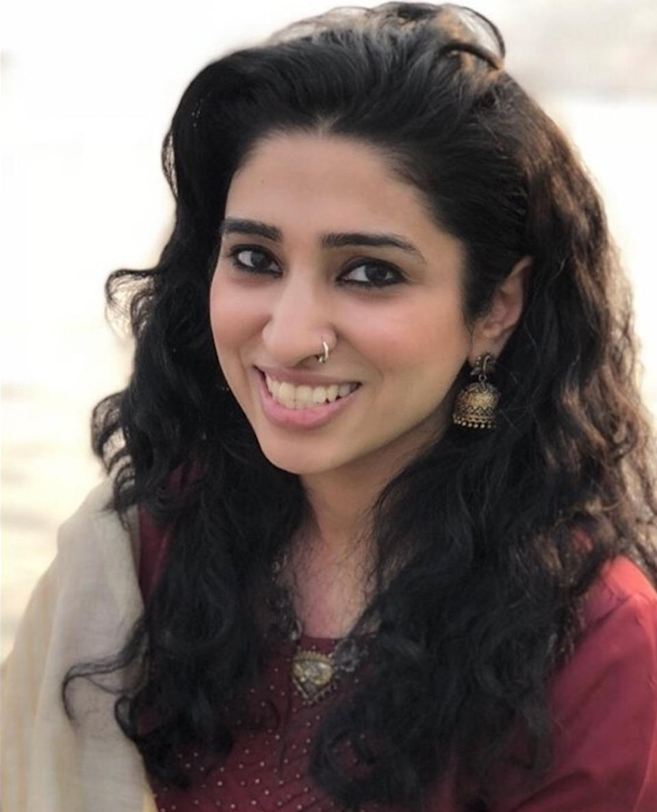 Sanjana Kadyan, Deputy Director at Government of India
