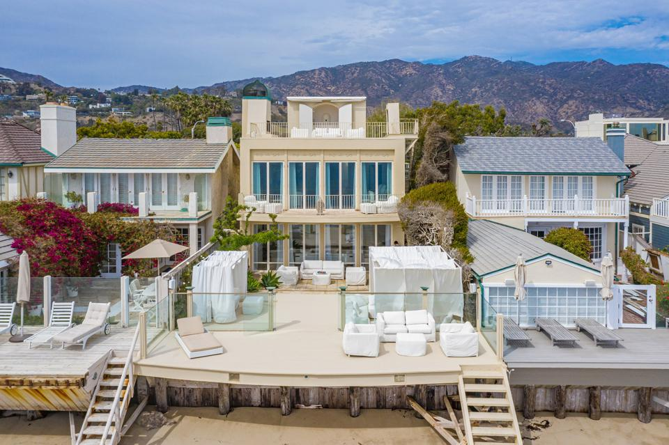 23634 Malibu Colony Rd #50 beach decking luxury home on the oceanfront