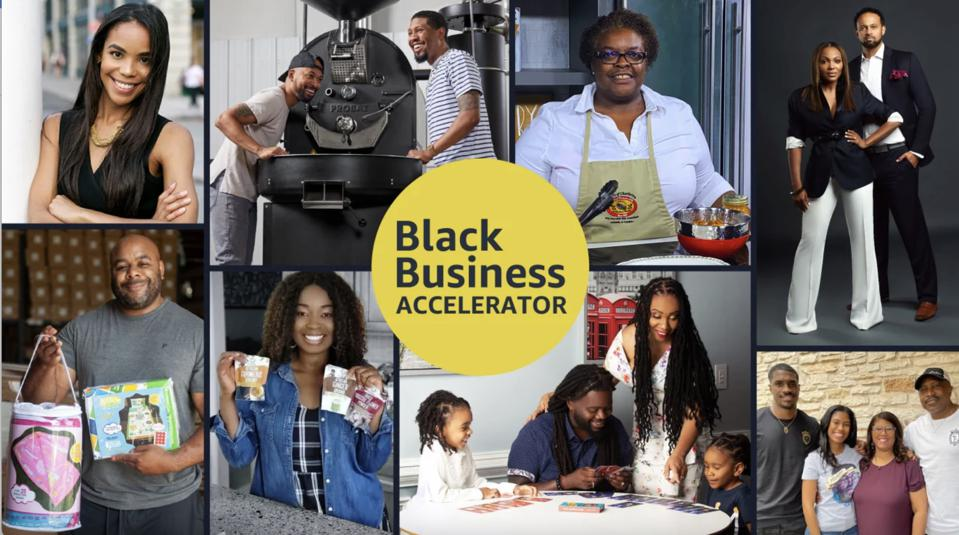 Amazon Launches Black Business Accelerator With 0 Million Commitment to Provide Opportunities for Black-Owned Businesses