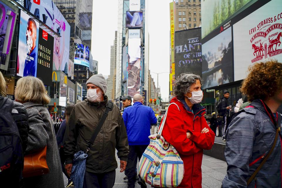 New York confirms second coronavirus case , as flights cancelations and Jewish schools close over virus fears