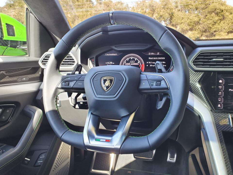 2021 Lamborghini Urus Pearl Capsule