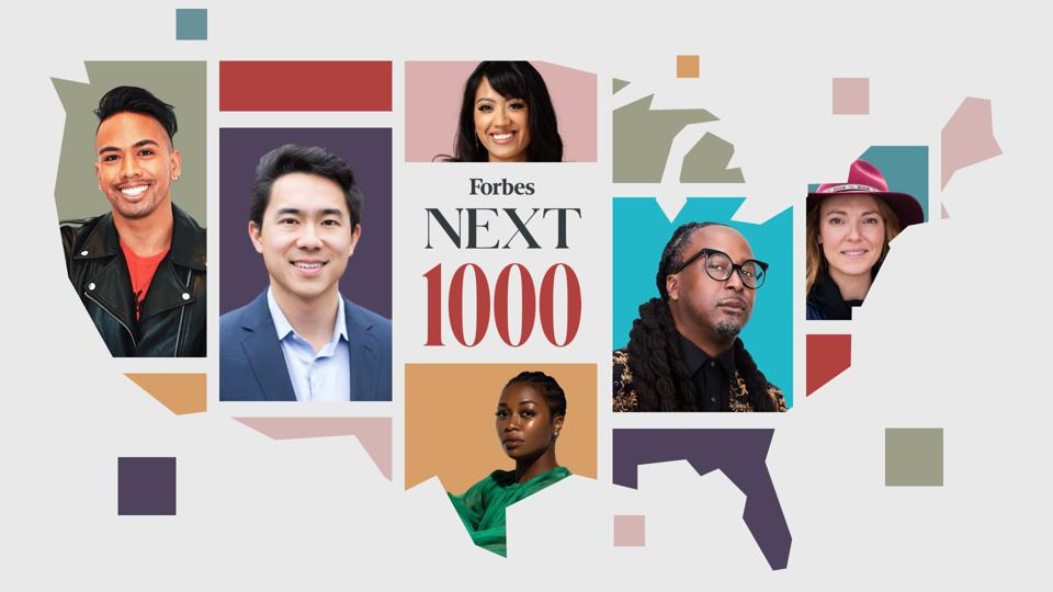 Forbes Announces The Second Installment Of 250 Entrepreneurs Featured On Its 2021 Next 1000 List