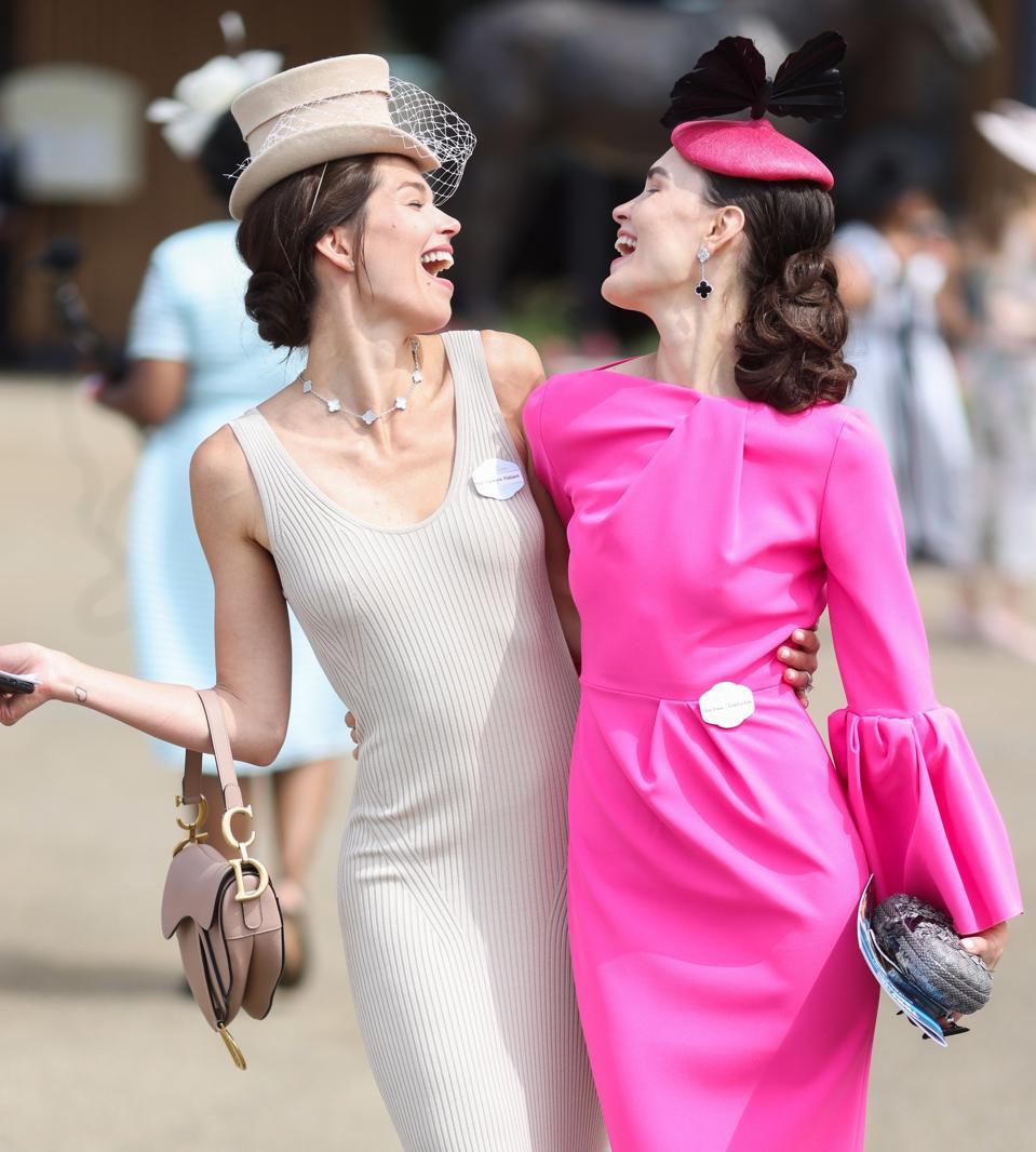 Fashion at 2021 Royal Ascot - Day Two