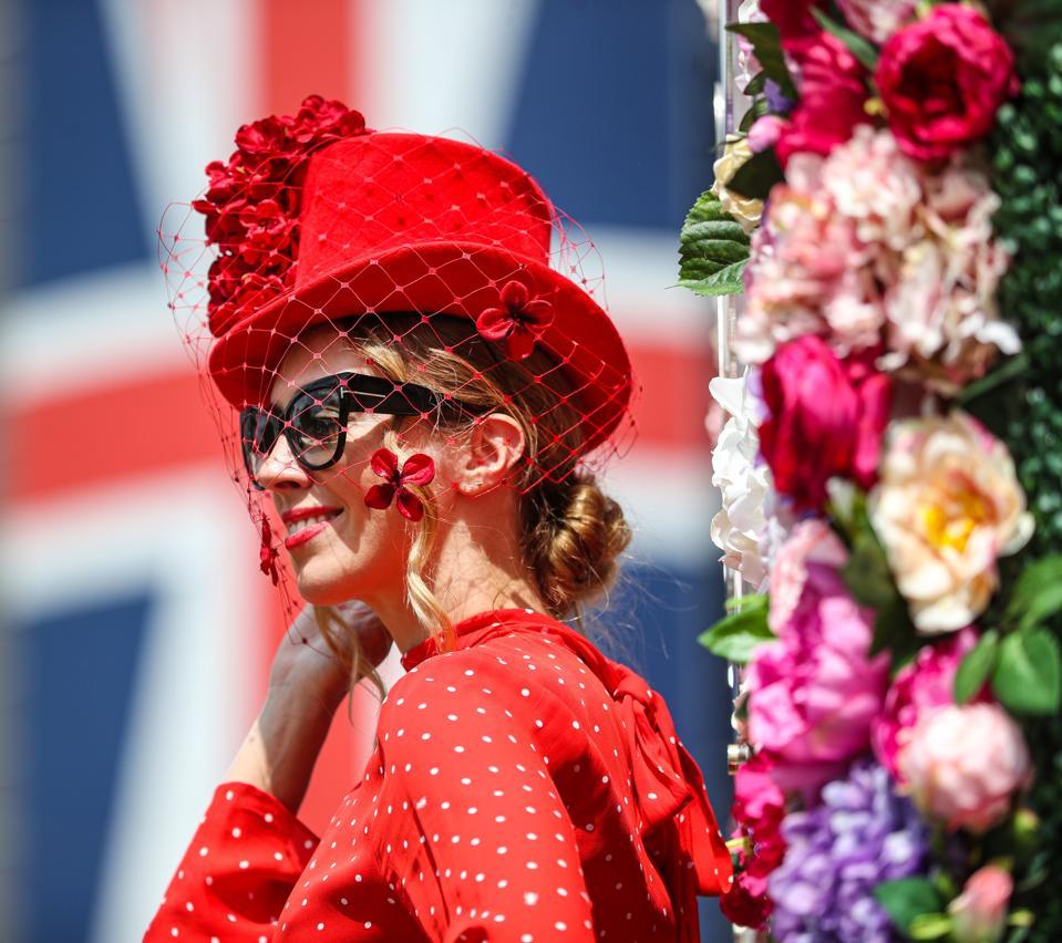 Crazy hats at Royal Ascot 2021 - Day Two