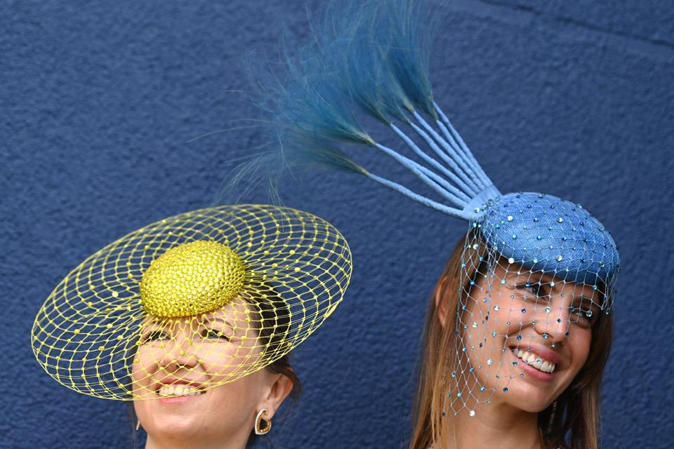 Crazy hats at Royal Ascot 2021 - RACING-GBR-ASCOT