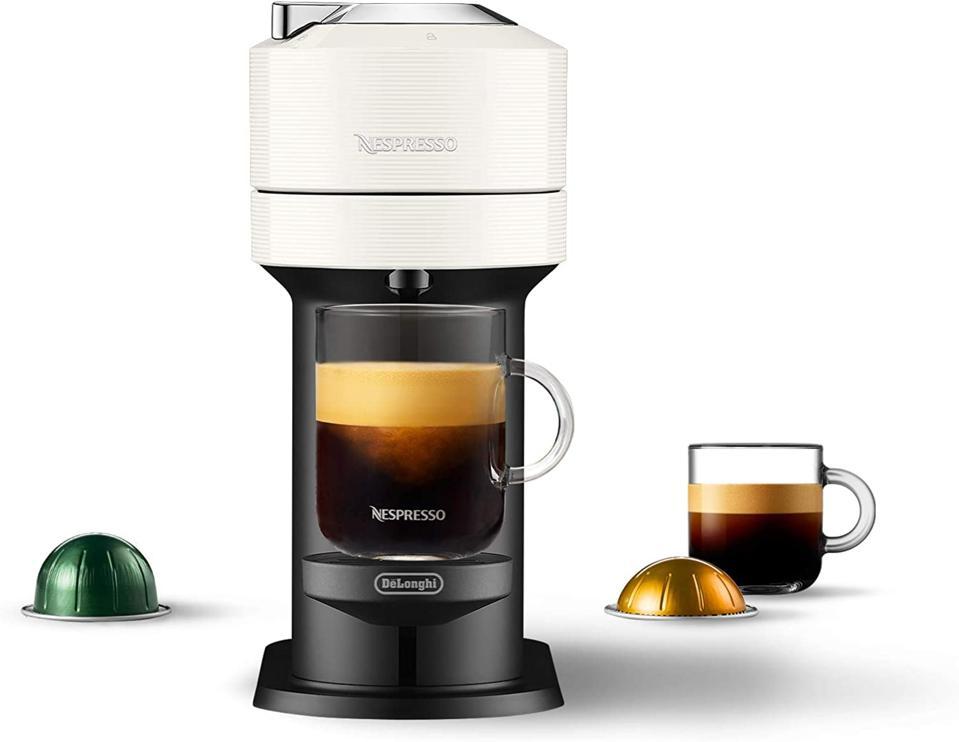 Nespresso's Vertuo Next Coffee and Espresso Machine by DeLonghi.