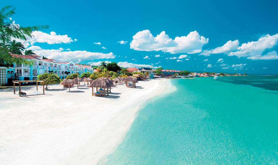 Sandals Royal Caribbean en Montego Bay Nueva Durante las