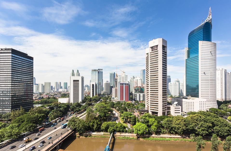 Kawasan Bisnis Jakarta