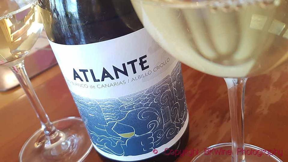 Atlante 2018, Listán Blanco de Canarias/Albillo Criolla