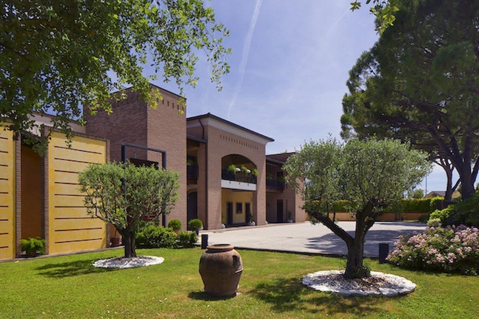 Ai Galli Winery in Pramaggiore, Italy