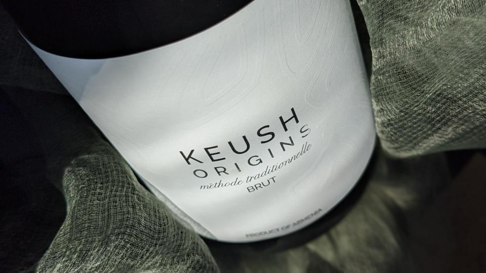 NV Keush 'Origins', Méthode Traditionnelle Brut