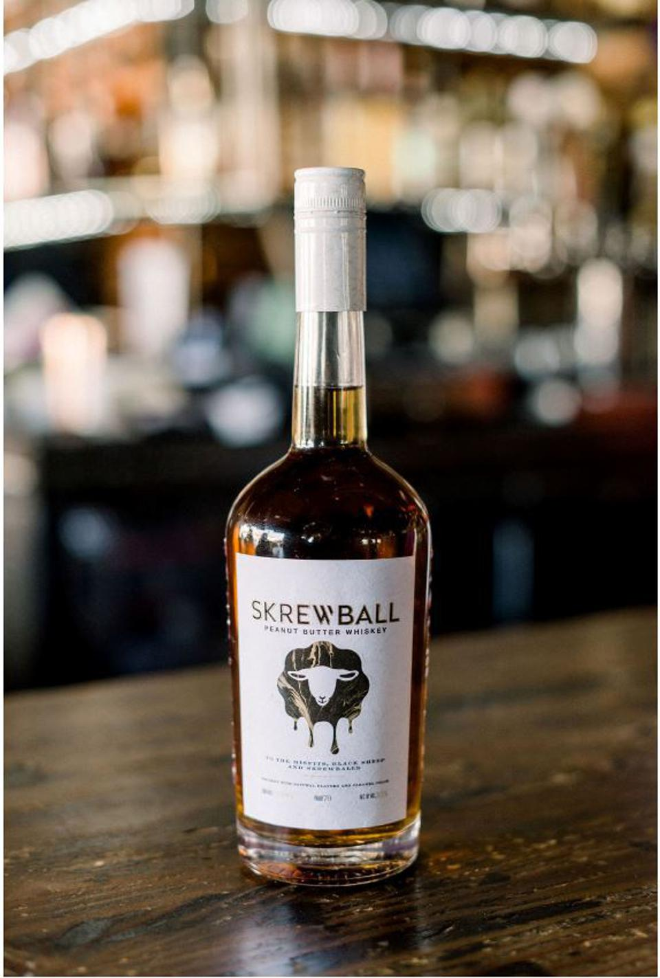 The label of Skrewball highlights their focus on being different.