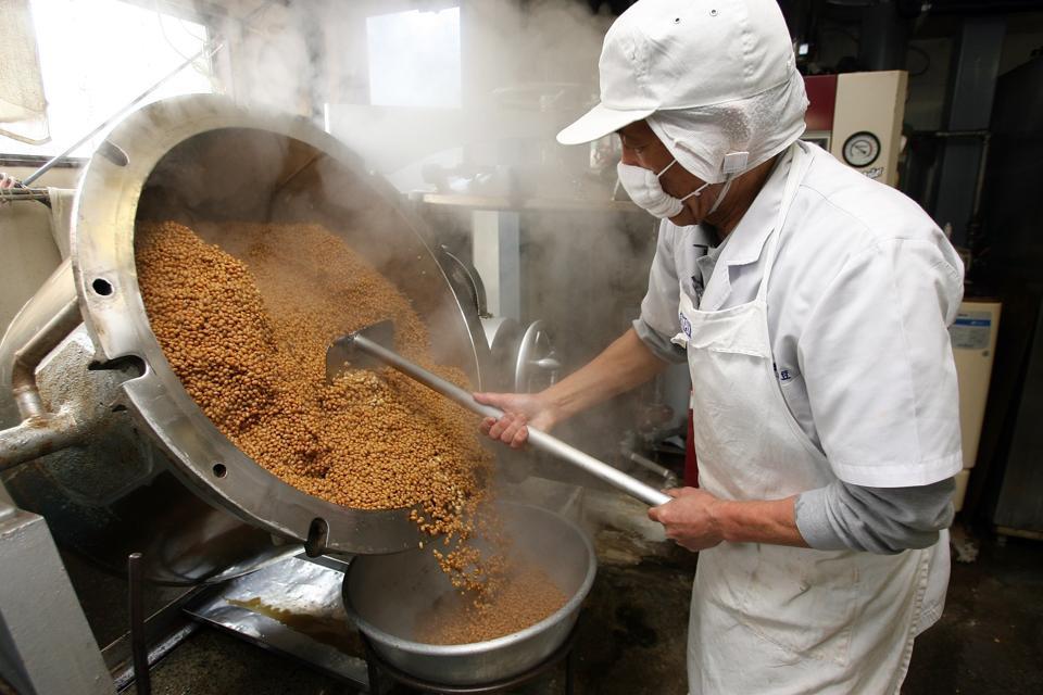 Huge Demand For Fermented Soya Beans In Japan