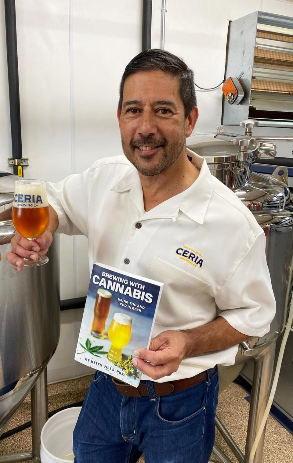 Dr. Keith Villa is a legend in the brewing industry as the creator of Blue Moon.
