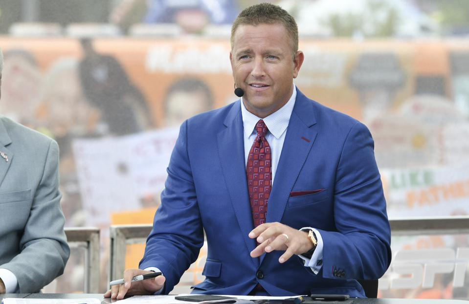ESPN's Kirk Herbstreit Is Telling Sports Fans Hard Truth About How Coronavirus Could Cancel Football Season