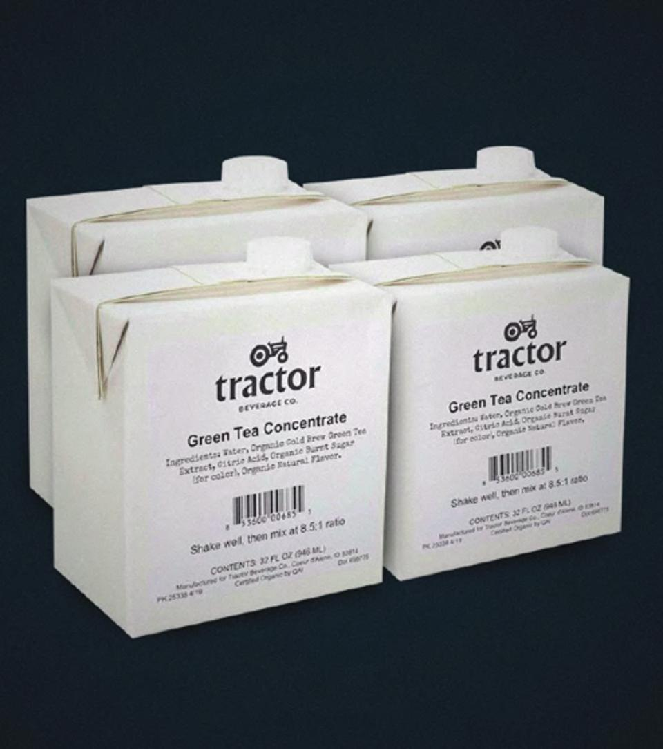 Tractor Concentrate