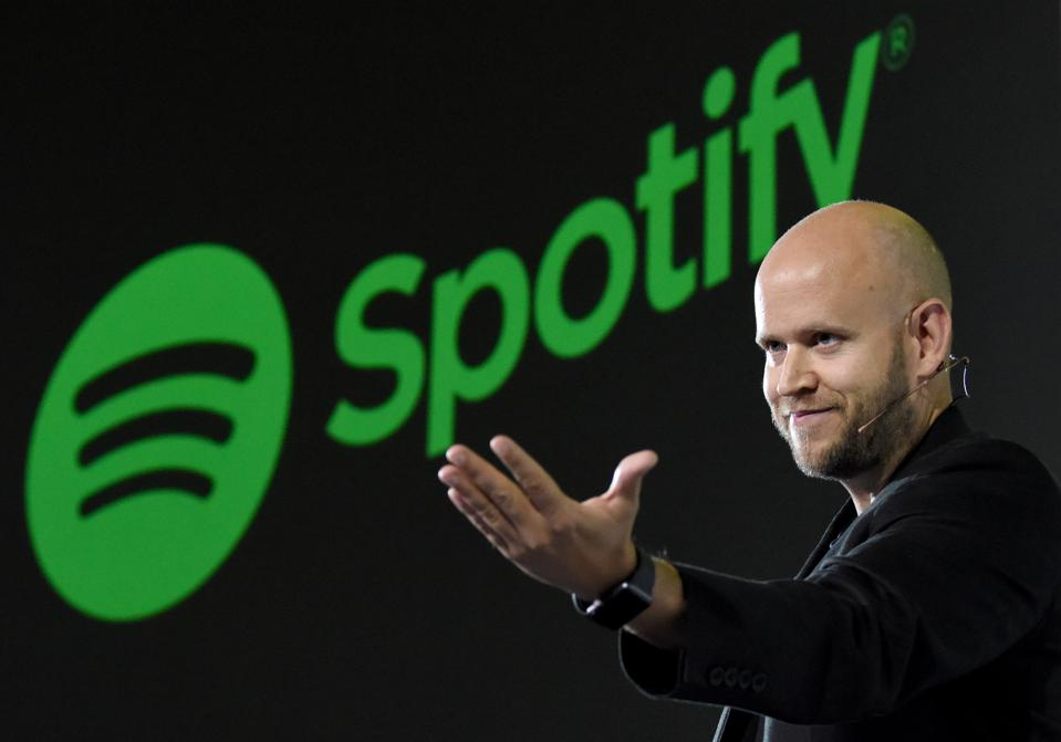 Spotify Has Acquired U.K. Music Startup Sonalytic