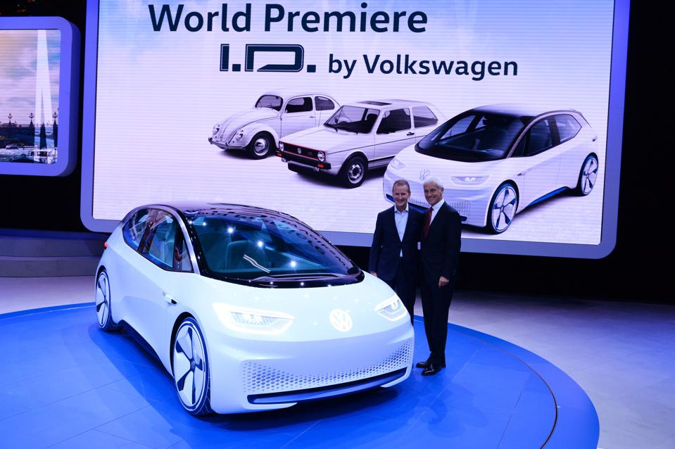 Are Volkswagen's Electric Car Plans Overambitious, Or On The Money?
