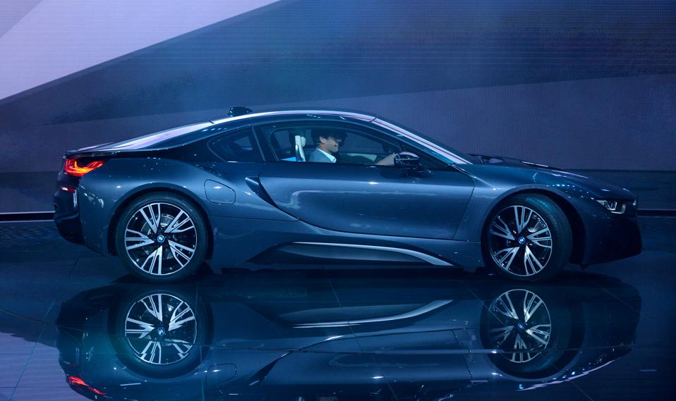BMW Partners With IBM To Add Watson's Cognitive Computing Capabilities To Its Cars