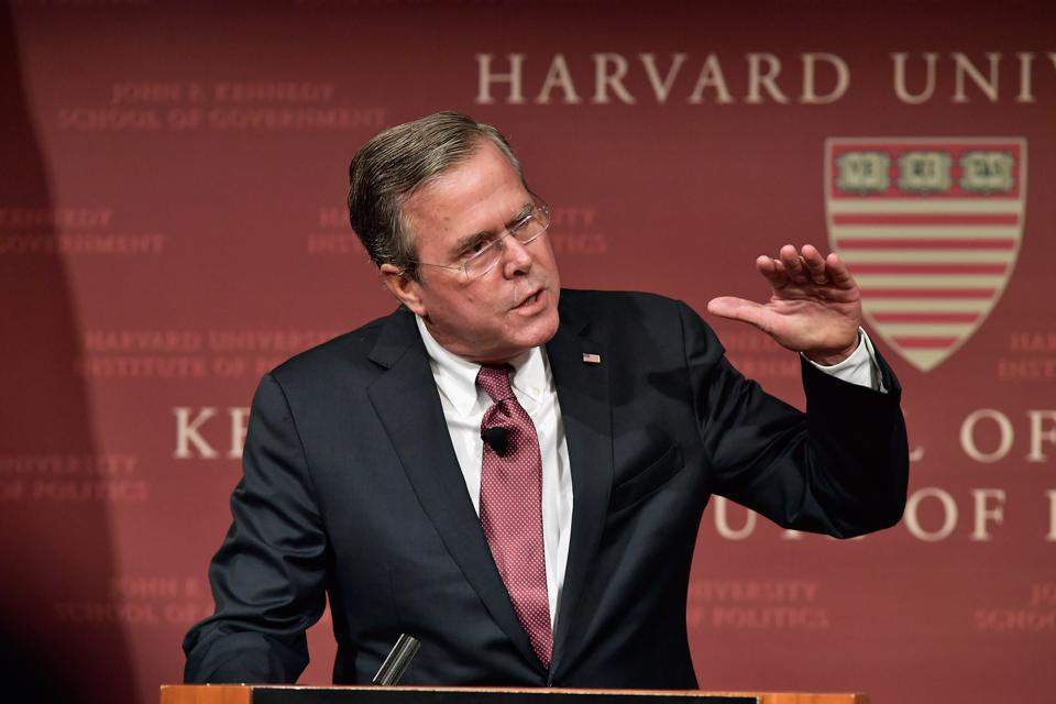The Edwin L. Godkin Lecture ByThe Honorable Jeb Bush At Harvard