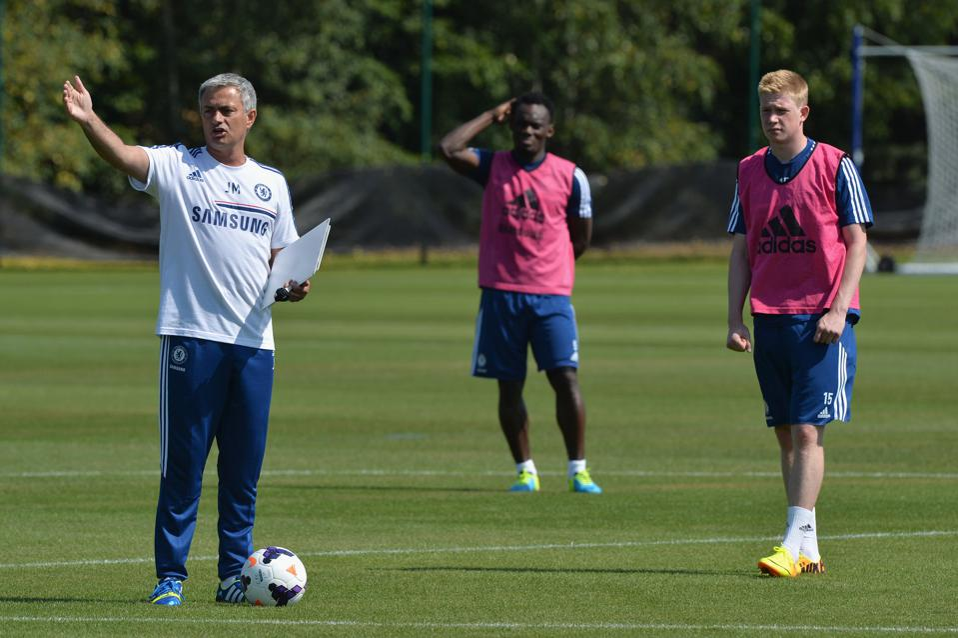 Soccer - Chelsea FC Pre Season Training Session - Cobham Training Ground