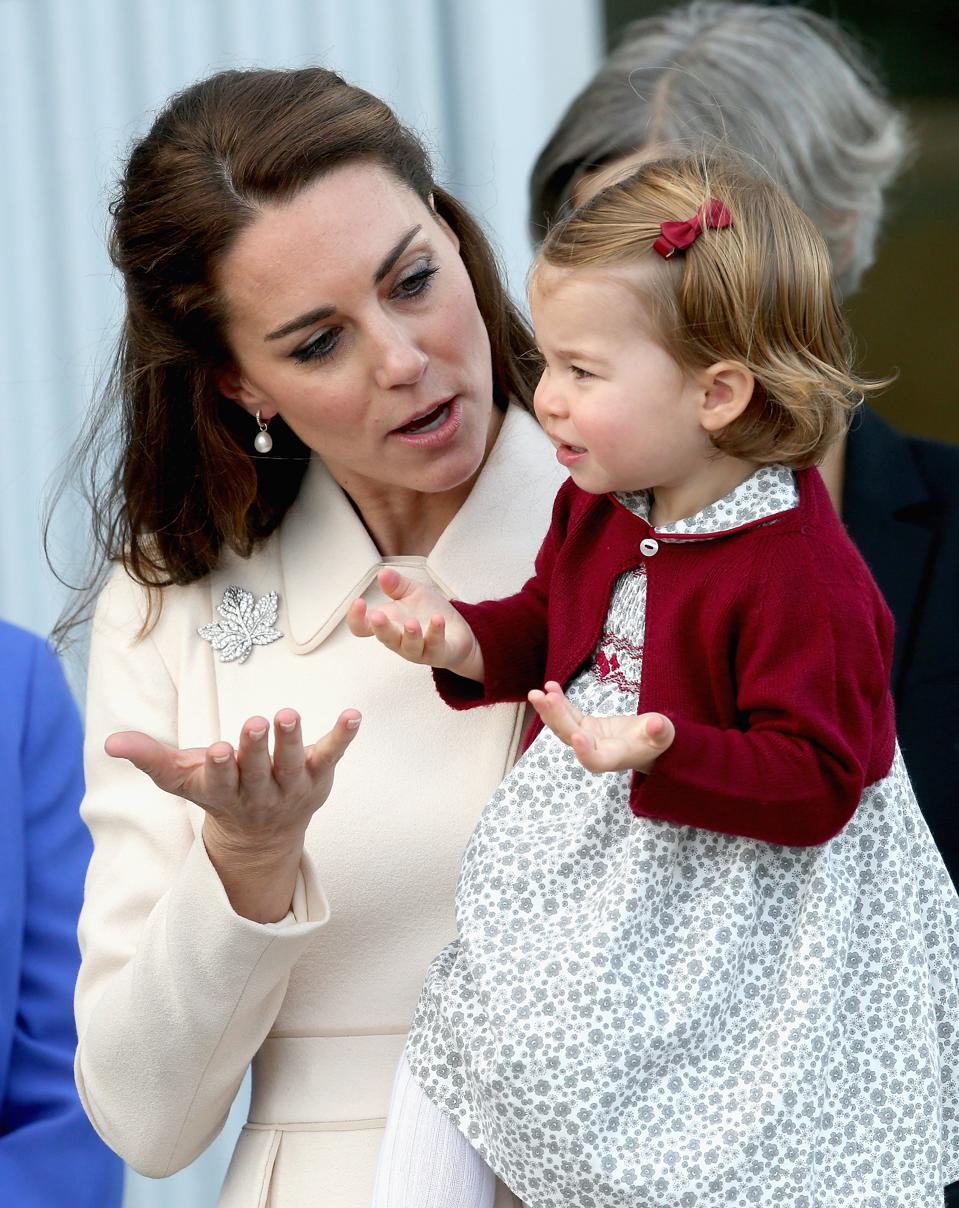 Kate Middleton Prince William And Kids Wrap Up Canada