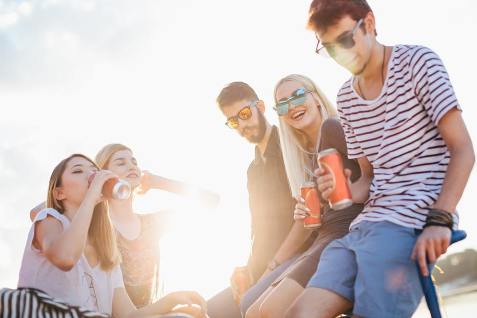 Do cannabis beverages have what it takes to be consumed socially like alcohol?
