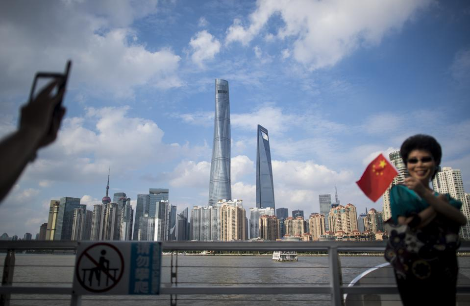 Affluent And In Asia? Shanghai Is The City For You