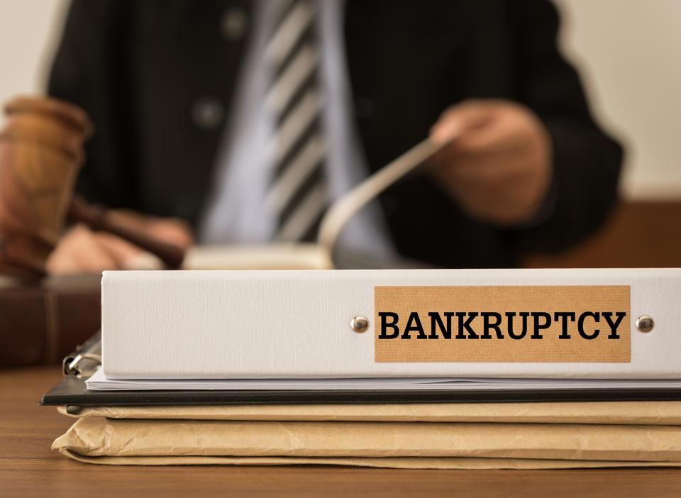 Bankruptcy filings continue to increase
