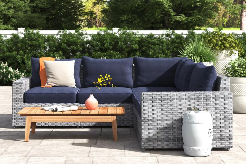 Patio Furniture S 15 End Of Summer, Patio Furniture Couch