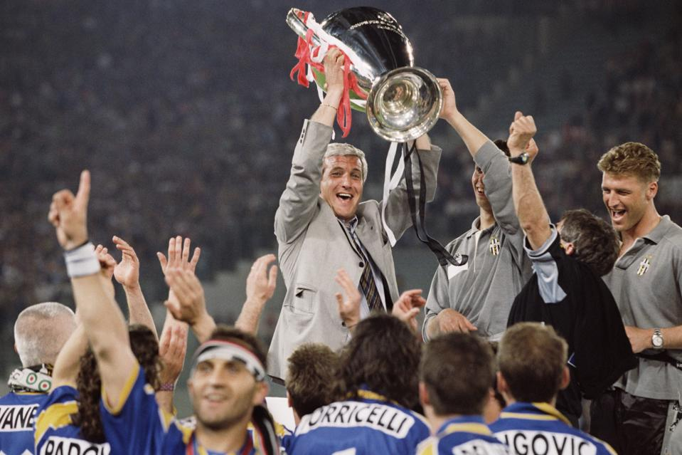 Soccer - 1996 UEFA Champions League Final - Juventus Turin vs Ajax Amsterdam