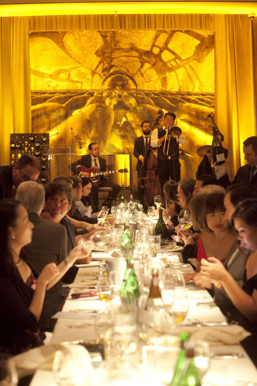 La Fête du Champagne Event in New York City