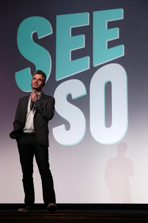 Premiere Of Seeso's ″Bajillion Dollar Properties″ Season 2 - Red Carpet