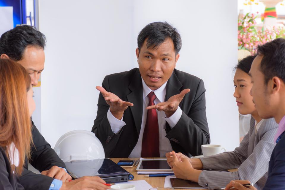 Great Managers Lead Meetings For 3 Different Outcomes