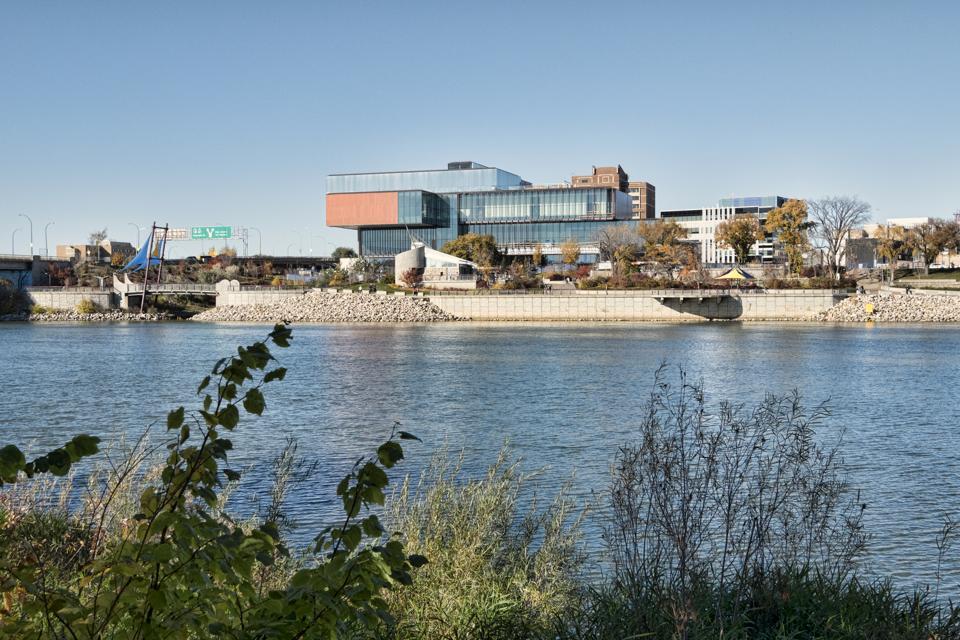 Remai Modern Art Gallery of Saskatchewan in Saskatoon