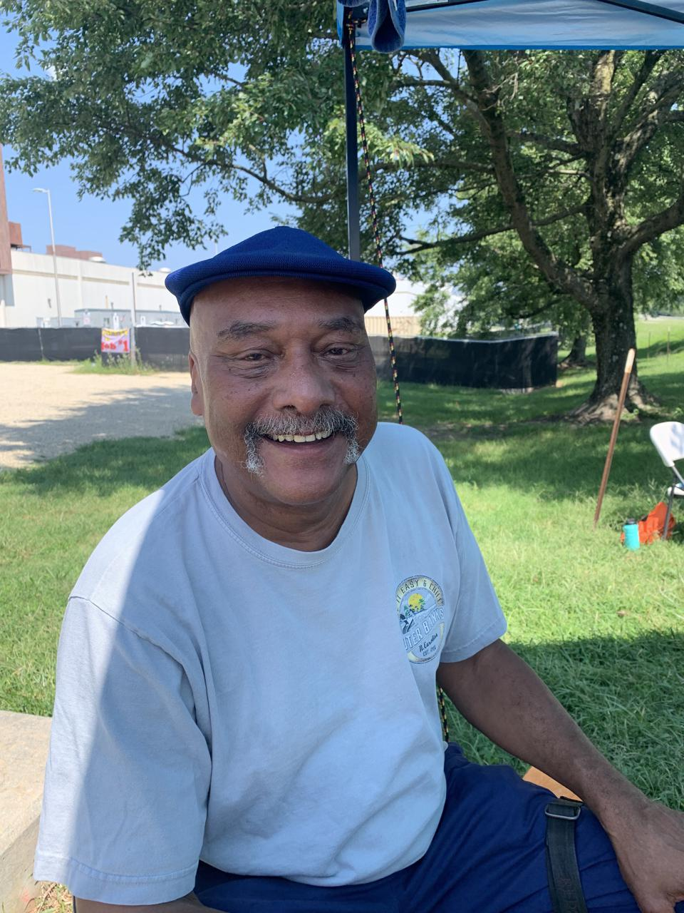 Carl Miller of BCTGM Local 358, has worked at Nabisco for 34 years.