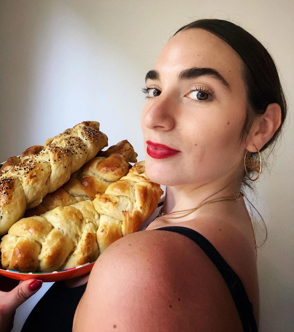 Dolly Meckler, founder of Challah Dolly, Photo Credit: Courtesy of Dolly Meckler
