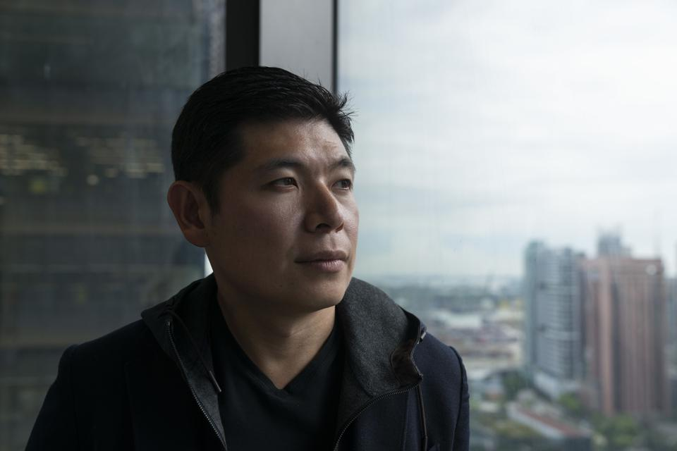 Anthony Tan, CEO and cofounder of Grab.