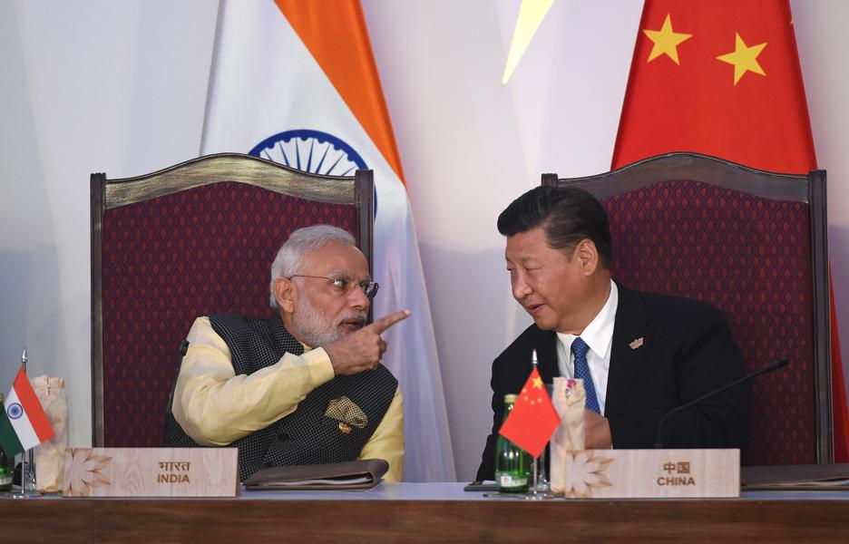 How India Got Wrapped Up In China's Belt And Road Initiative, Despite Opposing It