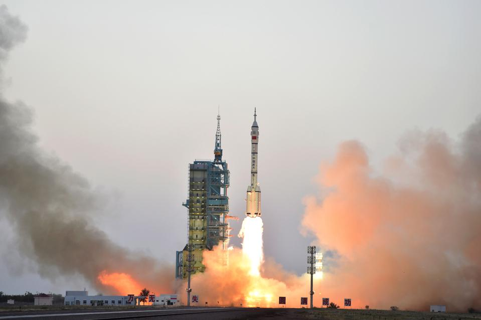Why China, Secretive For Decades, Is Opening Its Space Program To Tourists